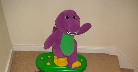 Barney Move N Groove Mat fisher price barney move n groove mat brandedtoys