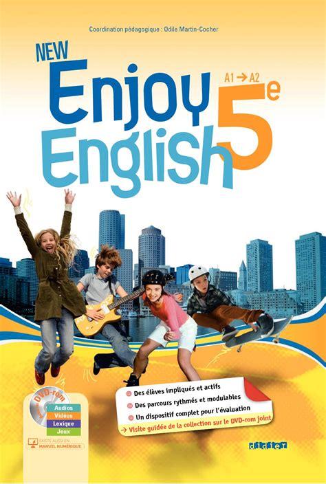 Calam 233 O New Enjoy English 5e