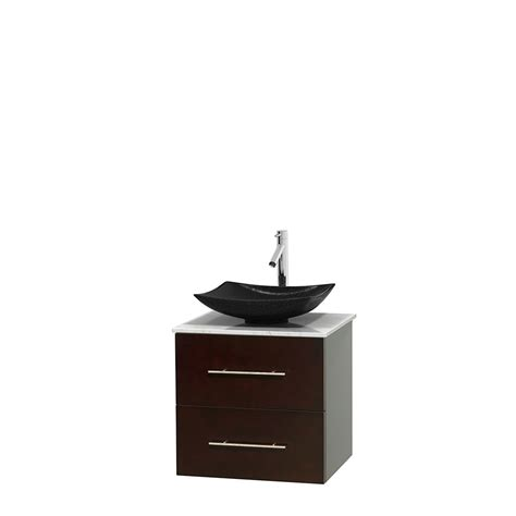 centra 24 in single vanity in white with solid surfacetop wyndham collection wcvw00924sescmgs4mxx centra 24 inch