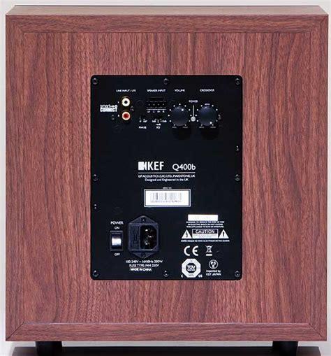 kef  speaker system page  sound vision