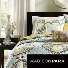 madison park bali 6 piece coverlet set bed room on pinterest green bedrooms teen girl bedrooms