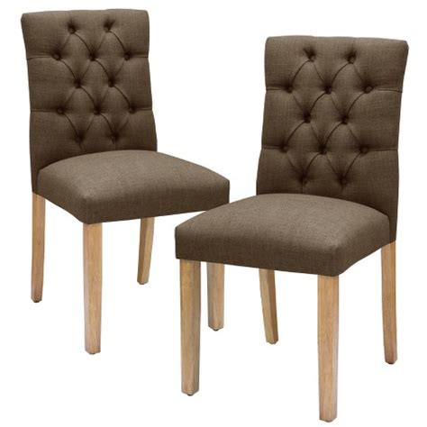 target chairs brookline tufted dining chair threshold target