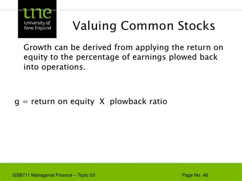 Mba 711 Answers To Book Valuing Bonds by Gsb711 Lecture Note 04 Valuation Of Bonds And Shares