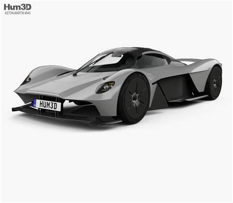 Aston Martin Models by Aston Martin Valkyrie 2018 3d Model Hum3d