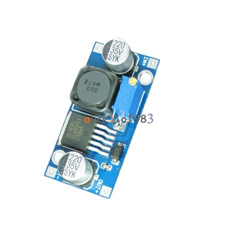 dc dc adjustable step up boost power converter module
