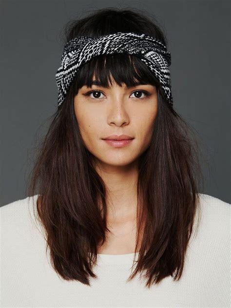 turban that straightens hair 5 id 233 es pour accessoiriser sa coiffure bien habill 233 e