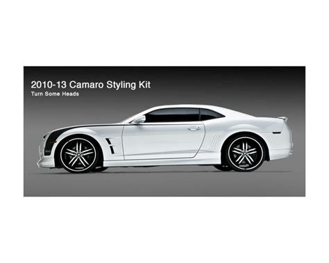 2011 Chevrolet Camaro Upgrades Body Kits And Accessories