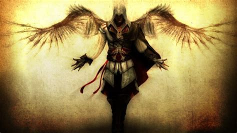 Full HD Wallpaper assassins creed, ezio auditore, Desktop