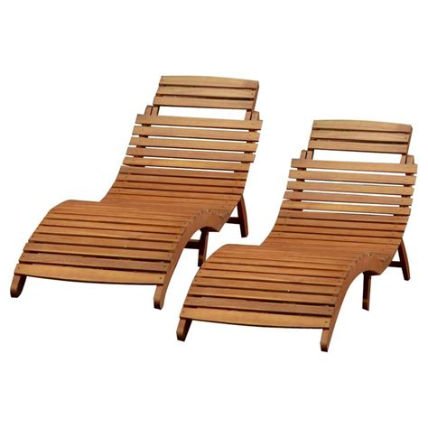 lahaina wood outdoor chaise lounge 20 best home garden images on pinterest backyard ideas