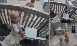 Toddler Helps Baby Brother Escape From His Crib Daily Baby Escapes Crib