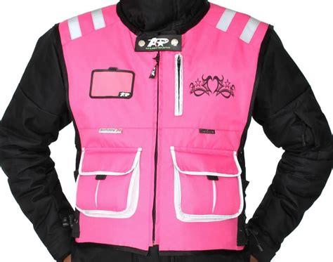 biker safety jackets pink safety jacket jacket to