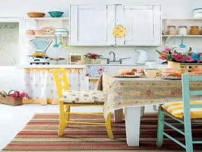 vintage kitchen design ideas colorful vintage kitchen designs