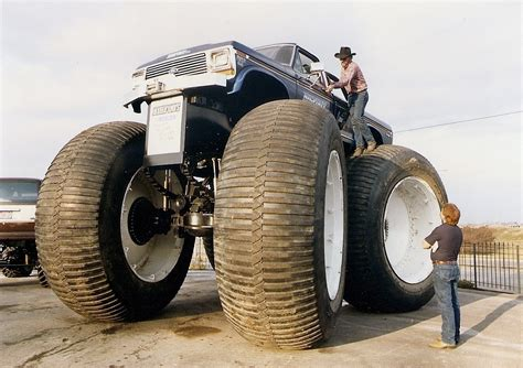bigfoot monster truck history bigfoot vs usa 1 the birth of monster truck madness
