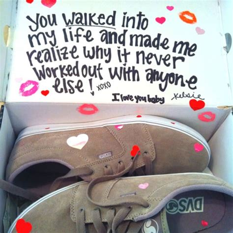diy gifts for husband gift ideas for boyfriend d up sneakers