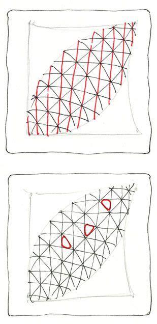 zentangle pattern nzeppel zentangle zentangles and chang e 3 on pinterest
