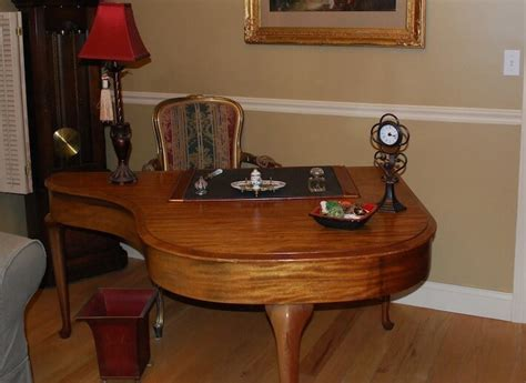 piano music desk hinges used pianos repurposed into home decor masterpieces