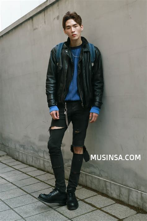 korean men street fashion official korean fashion
