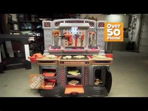 the home depot 174 workbench available exclusively at toysrus