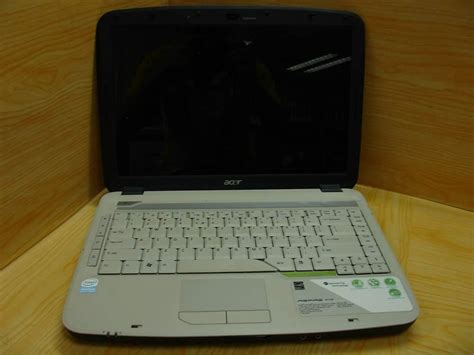 Ram 2gb Laptop Acer Aspire acer aspire 4715z laptop intel dual 1 86ghz 2gb