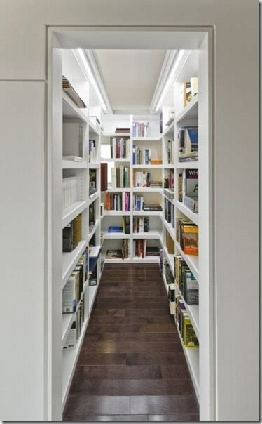 Library Closet by Walk In Quot Closet Quot Library Home Bookcases