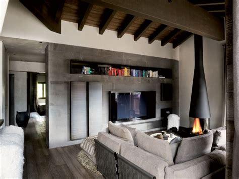 arredamento moderno casa piccola arredamento montagna moderno idee e progetti
