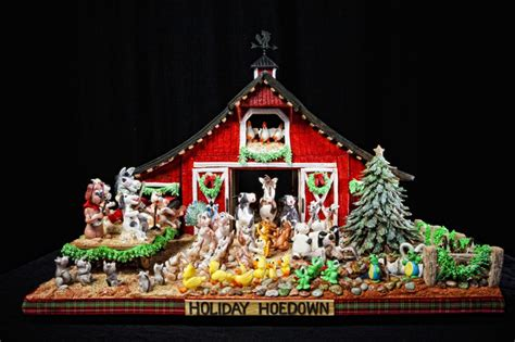 Gingerbread House Competition by National Gingerbread House Competition Winners