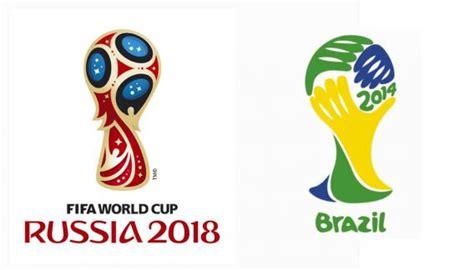 Wc Brasil Logo el logo mundial de rusia 2018 muy parecido al de