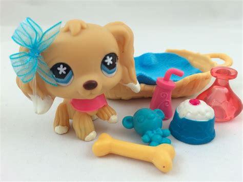 Harga Petshop Terlengkap lps littlest pet shop 748 toys cocker