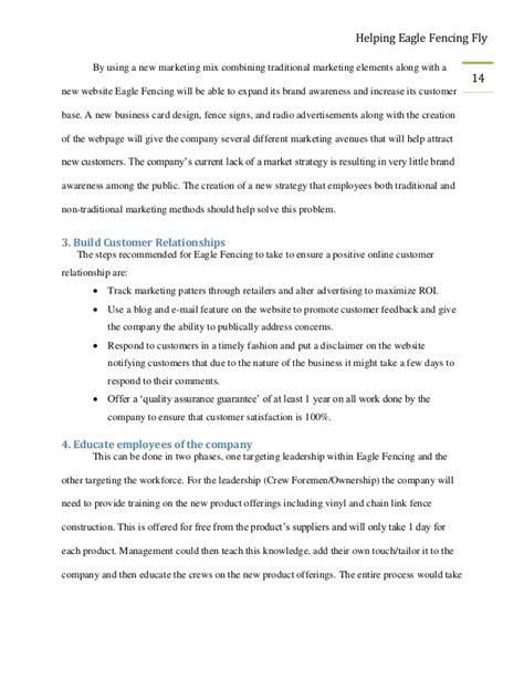 Problem Statements Exles For Wgu Mba by Zeb White Wgu Capstone Project