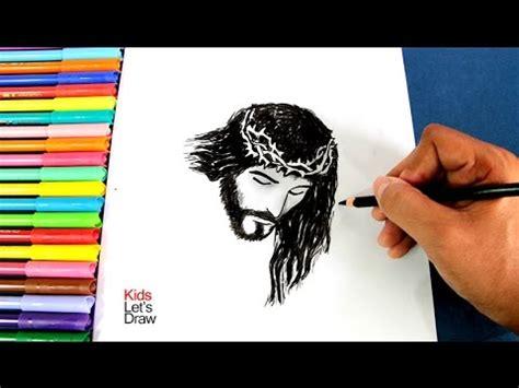 imagenes de jesus abrazando a un joven c 243 mo dibujar el rostro de jes 250 s crucificado f 225 cil how