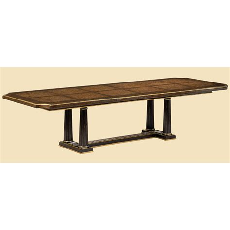 marge carson bh22 borghese extension dining table discount