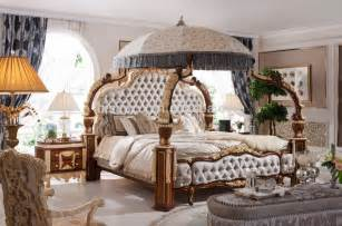 fancy bedroom furniture wooden carved european style fancy classical canopy