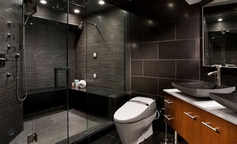 Modern Black Bathroom 20 Unique Modern Bathroom Shower Design Ideas