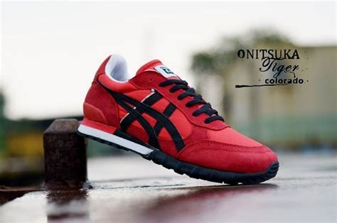 Reseller N by Dropsip N Reseller Welcome Onitsuka Tiger Colorado Size