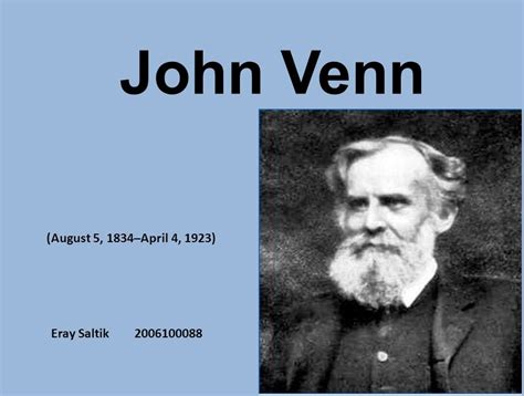 who invented the venn diagram venn biography background and education charity work