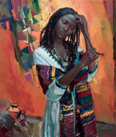 ethiopian shuruba shuruba tesfay atchbekha negga outstanding art i