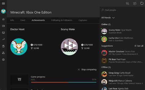 xbox android apps on play