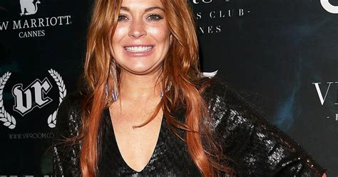 Lindsays In Rehab by Lindsay Lohan Who Been To Rehab Us Weekly