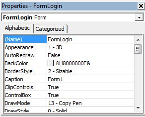 membuat form login vb 6 0 dengan database mysql source code aplikasi membuat form login aplikasi rental