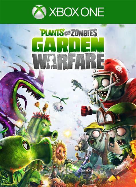 plants vs zombies garden warfare for xbox 360
