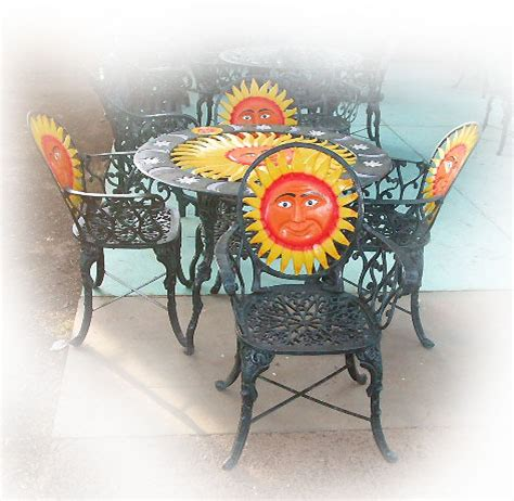 Mexican Patio Furniture Sets by Mexican Outdoor Patio Dining Furniture Patio Garden