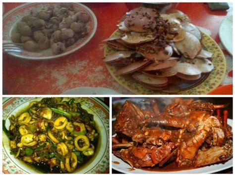 Kerang Di Semarang sajian laut istimewa di rm seafood pak sangklak semarang kabarkuliner