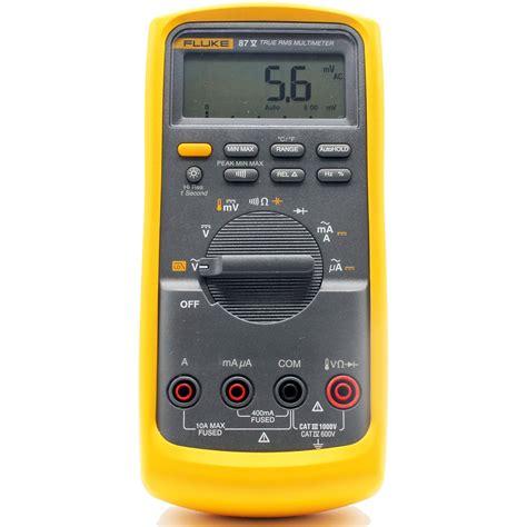 Fluke 87v Digital Multimeter fluke 87v