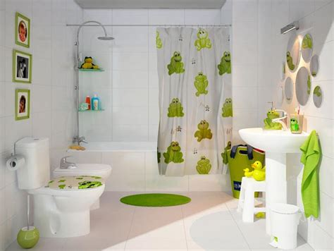 Toddler Bathroom Ideas by 20 Colorful Kids Bathrooms Allarchitecturedesigns