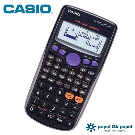 Casio Fx 82es Plus calculadora cient 237 fica casio fx 82es plus bk 252 231 245 es