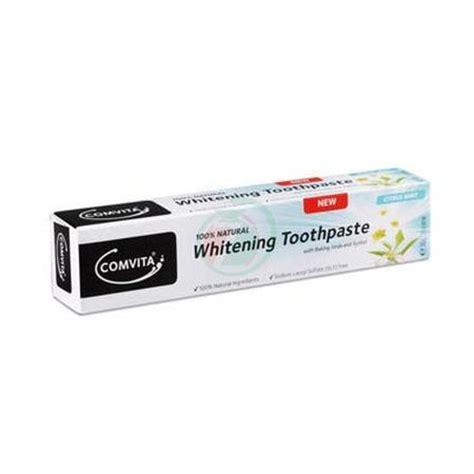 comvita whitening toothpaste nourished life australia
