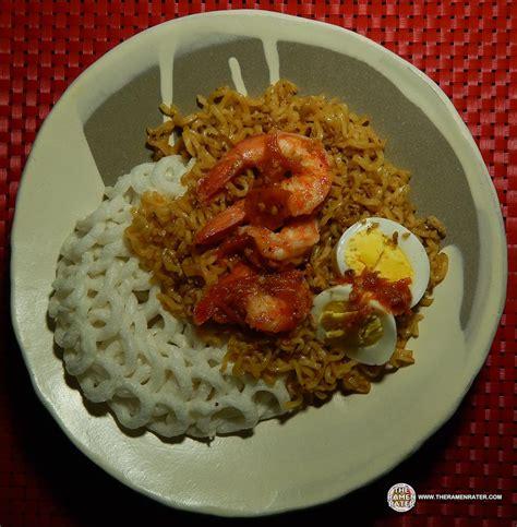 Sambal Terasi Megah Sari 1603 salam mie mi goreng ala jawa dengan sambal cabe asli the ramen rater