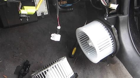 2012 Nissan Rogue Blower Relay by Nissan Maxima Blower Motor Help
