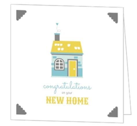 greeting card template new home congratulations cards