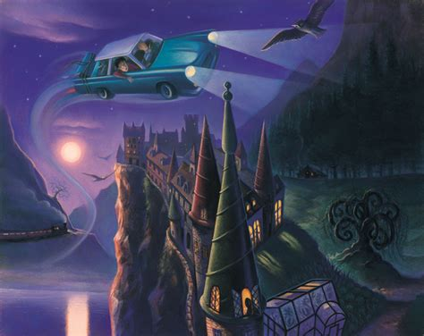 harry potter and the chamber of secrets enchanted postcard book books 16 quot harry potter quot illustrations from the books artist